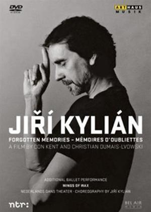 Rent Jiri Kylian: Forgotten Memories Online DVD Rental