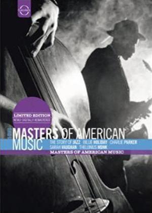 Rent Masters of American Music Online DVD Rental