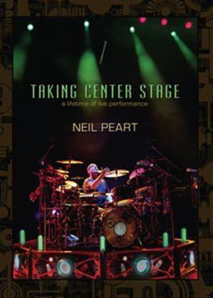 Rent Neil Peart: Taking Center Stage Online DVD Rental
