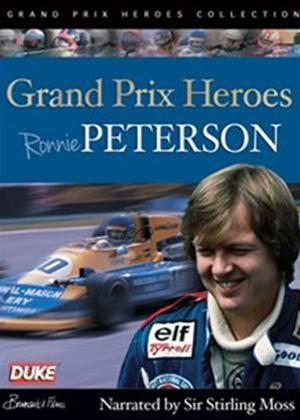 Rent Ronnie Peterson: Grand Prix Hero Online DVD Rental