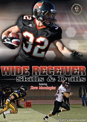 Wide Receiver Skills and Drills Online DVD Rental
