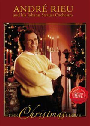 Rent Andre Rieu: The Christmas I Love Online DVD Rental