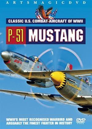 Classic US Combat Aircraft of WWII: P-51 Mustang Online DVD Rental