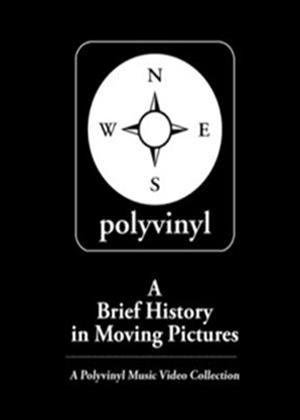 Rent A Brief History in Moving Pictures: A Polyvinyl Music Video Online DVD Rental