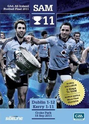 GAA Football: Dublin Vs Kerry Online DVD Rental