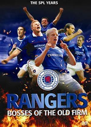 Rangers FC: Bosses of the Old Firm: The SPL Years Online DVD Rental