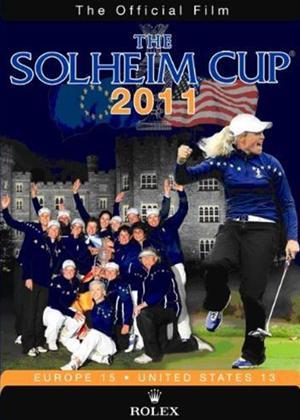Rent The Solheim Cup: 2011 Online DVD Rental