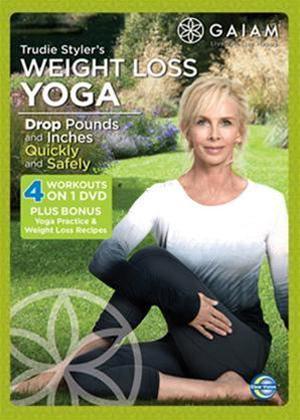Rent Trudie Styler's Weightloss Yoga Online DVD Rental
