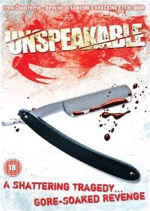 Rent Unspeakable Online DVD Rental
