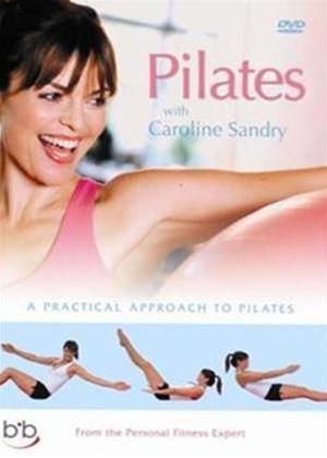 Pilates with Caroline Sandry Online DVD Rental