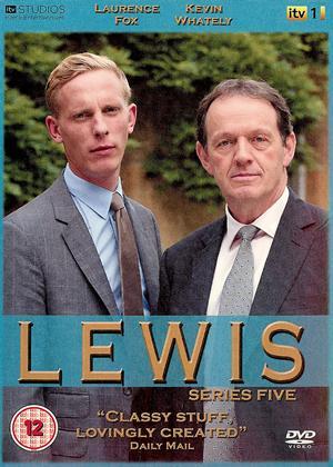 Lewis: Series 5 Online DVD Rental