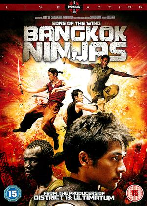 Sons of the Wind: Bangkok Ninjas Online DVD Rental