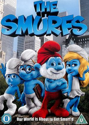 The Smurfs Online DVD Rental