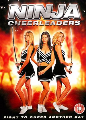 Ninja Cheerleaders Online DVD Rental