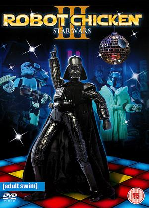 Robot Chicken: Star Wars: Episode 3 Online DVD Rental
