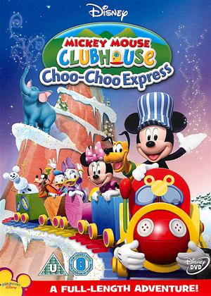 Rent Mickey Mouse Clubhouse: Choo Choo Express Online DVD Rental