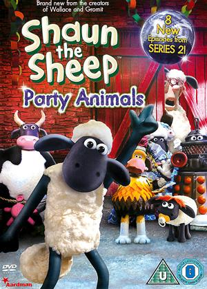 Shaun the Sheep: Party Animals Online DVD Rental