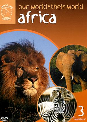 The World of Wildlife: Africa Online DVD Rental