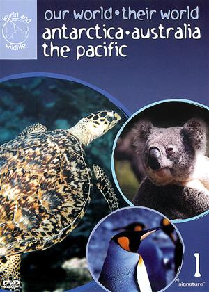 The World of Wildlife: Antarctica / Australia / The Pacific Online DVD Rental