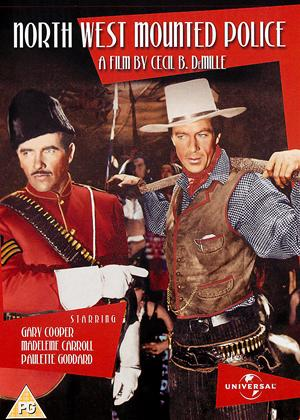 Rent North West Mounted Police Online DVD Rental