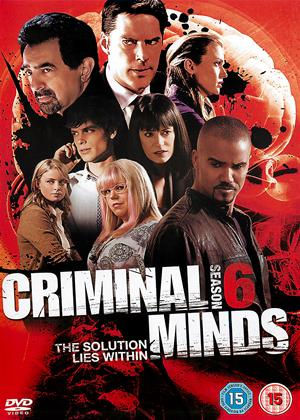Rent Criminal Minds: Series 6 Online DVD Rental