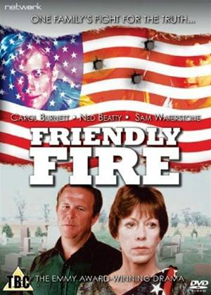 Rent Friendly Fire Online DVD Rental
