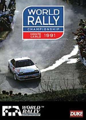 Rent Monte Carlo Rally 1986-91 Online DVD Rental
