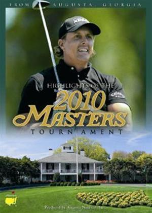 Rent Highlights of the 2010 Masters Tournament from Augusta Georgia Online DVD Rental