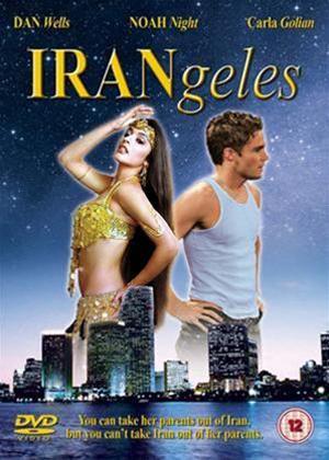 IRANgeles Online DVD Rental