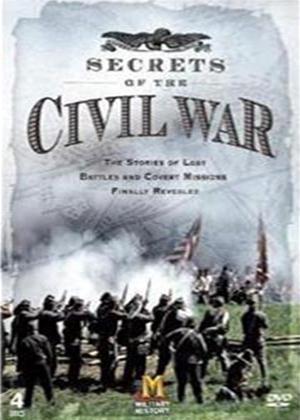 Rent Secrets of the Civil War Online DVD Rental