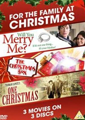 The Christmas Box/Will You Merry Me?/One Christmas Online DVD Rental