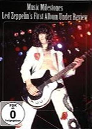 Rent Led Zeppelin: Music Milestones: First Album Online DVD Rental