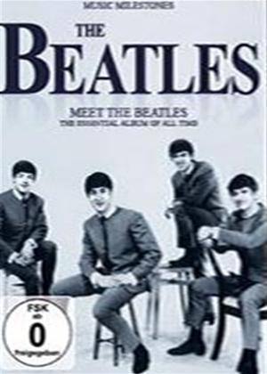 Rent The Beatles: Music Milestones Online DVD Rental