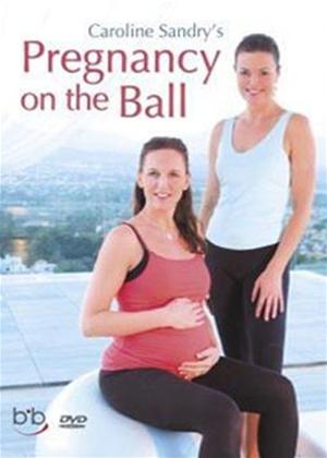 Caroline Sandry's Pregnancy on the Ball Online DVD Rental