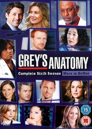 Rent Grey's Anatomy: Series 6 Online DVD Rental