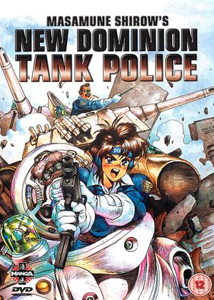 New Dominion Tank Police Online DVD Rental