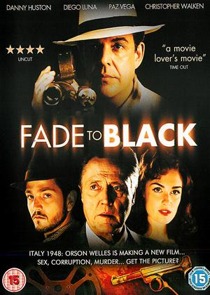 Fade to Black Online DVD Rental