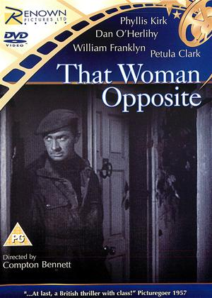 That Woman Opposite Online DVD Rental