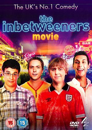 The Inbetweeners Online DVD Rental