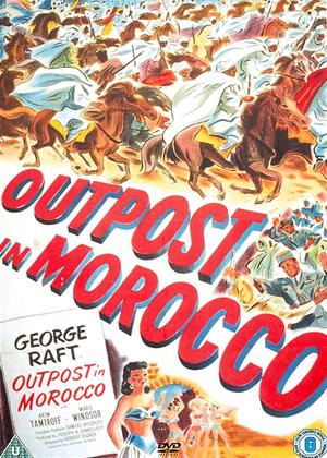 Outpost in Morocco Online DVD Rental