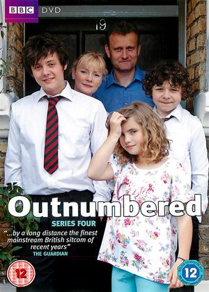 Rent Outnumbered: Series 4 Online DVD Rental