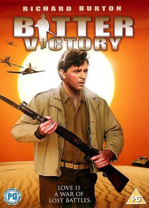 Bitter Victory Online DVD Rental