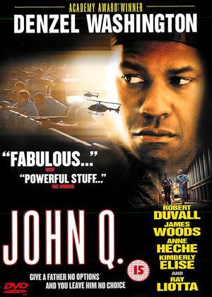 Rent John Q. Online DVD Rental