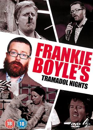 Rent Frankie Boyle's Tramadol Nights Online DVD Rental