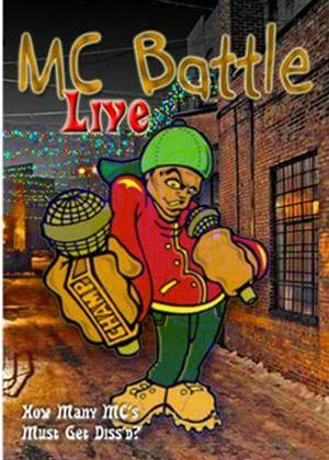 MC Battle Live Online DVD Rental