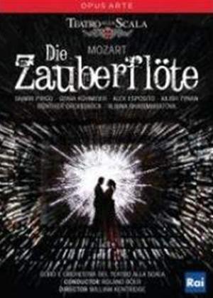 Rent Die Zauberflote: La Scala (Casoni) Online DVD Rental