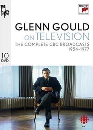 Rent Glenn Gould: On Television Online DVD Rental