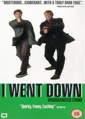 I Went Down Online DVD Rental