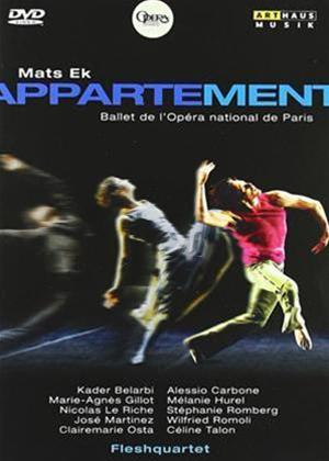 Mats Ek: Appartement: L'Opera National De Paris Online DVD Rental