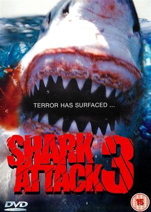 Shark Attack 3 Online DVD Rental